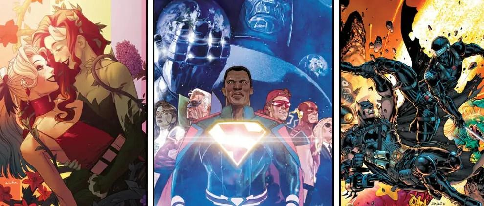 DC Comics June 2021 Solicitation Analysis