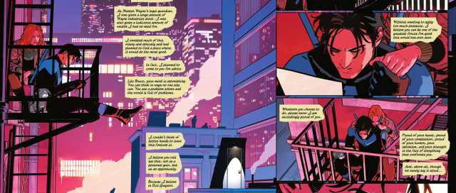 Nightwing #78 Review