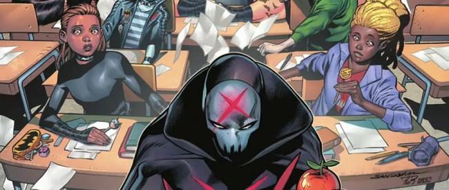 Teen Titans Academy #1 Cover