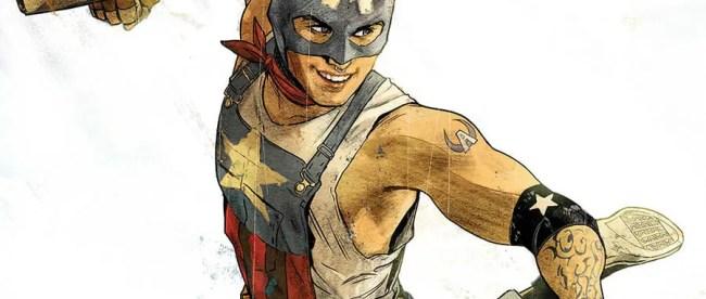 United States Of Captain America 1
