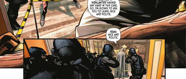 Batman #107 Review