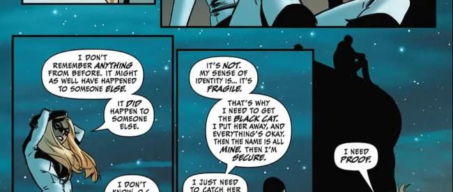 Black Cat #4: The Queen Cat Strikes!