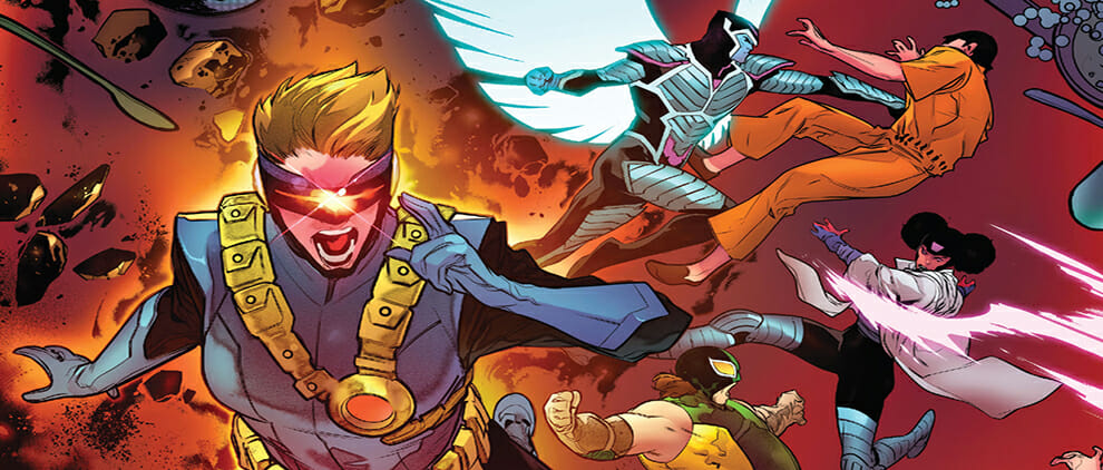 Children Of The Atom #2 Review