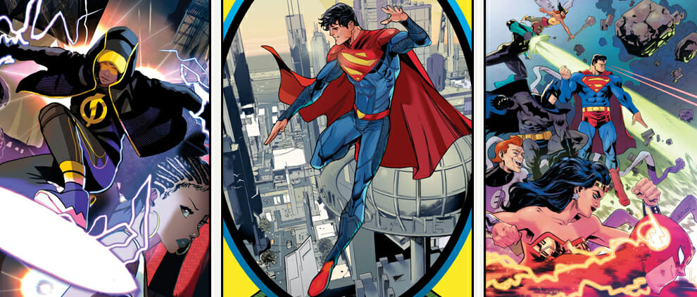 DC Comics July 2021 Solicitation Analysis