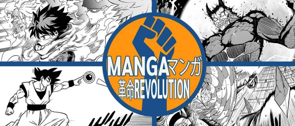 Manga Revolution Podcast Ep. 1: Marvel-Viz Media Partnership
