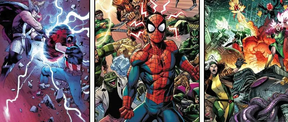 Marvel Comics July 2021 Solicitation Analysis