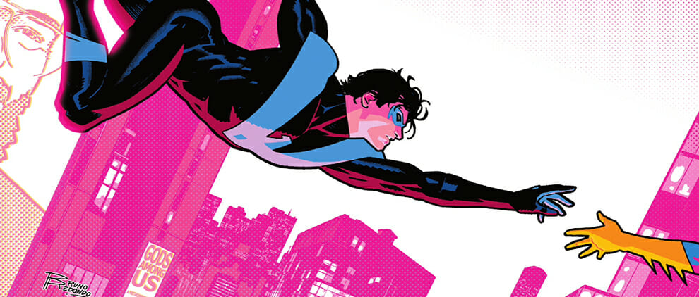 Nightwing #79 Review