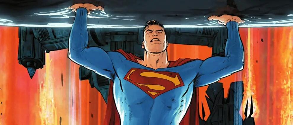 Action Comics #1030 Review