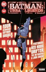 Batman: Urban Legends #3 Cover