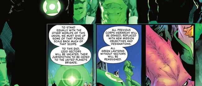 Green Lantern #2 Review