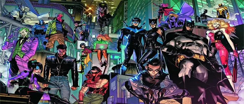 Infinite Frontier Report Card: The Batman Family