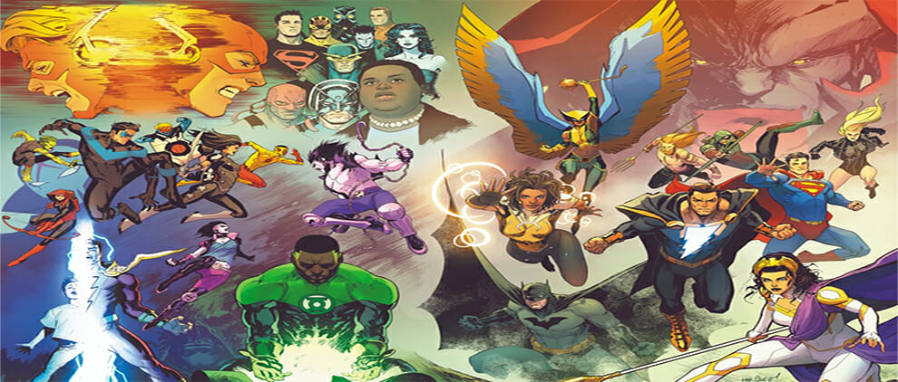 Infinite Frontier Report Card: Justice League Family
