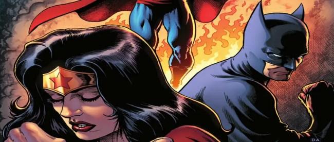 Justice League: Last Ride #1 Review