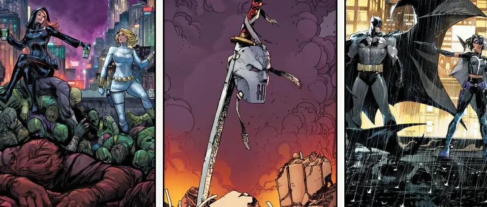 Monday Morning Comic Book Reviews: Week Of 5/26/21