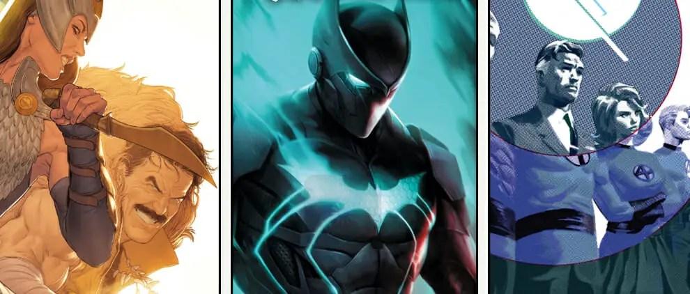 Monday Morning Comic Book Reviews: Week Of 5/19/21