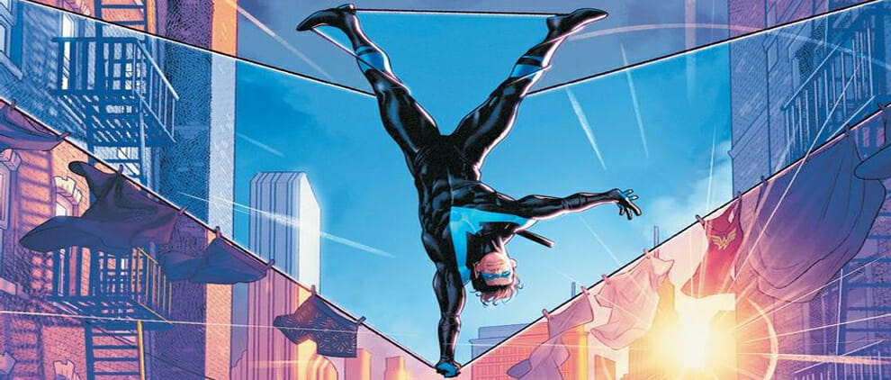 Nightwing #80 Review