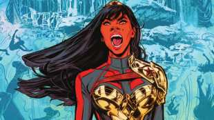Wonder Girl #1 Review