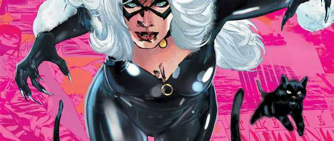 Black Cat #7 The Gilded City