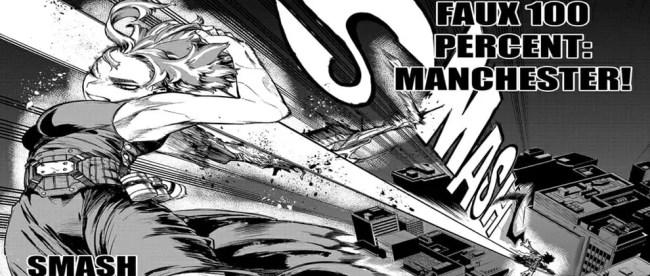 My Hero Academia Chapter 315 Banner