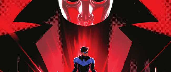 Nightwing #81 Cover