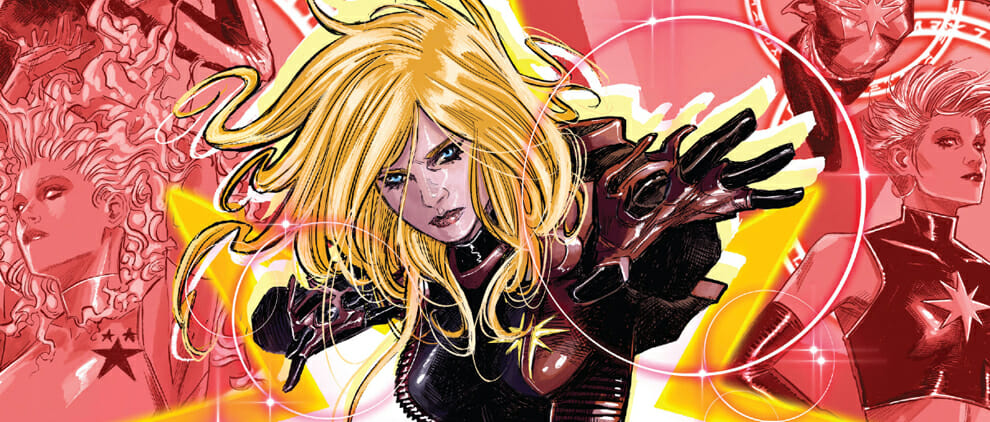 Captain Marvel #30 Review
