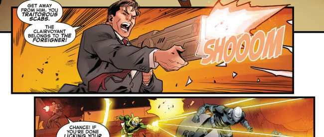 Giant-Size Amazing Spider-Man: The Chameleon Conspiracy #1 Review