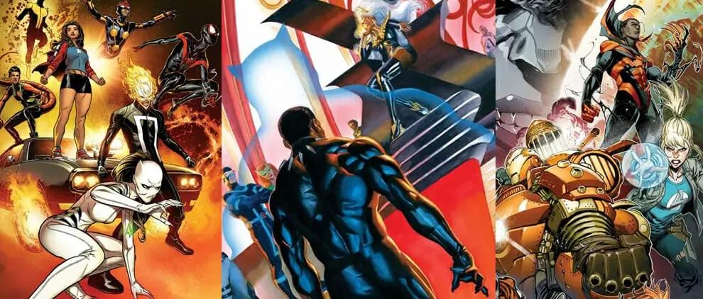 Marvel Comics October 2021 Solicitation Analysis