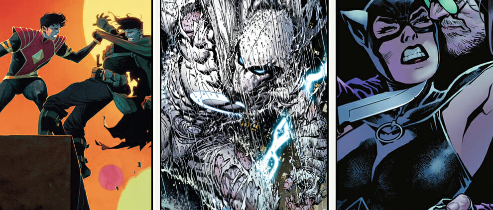 Monday Morning Comic Book Reviews: Week Of 7/21/21