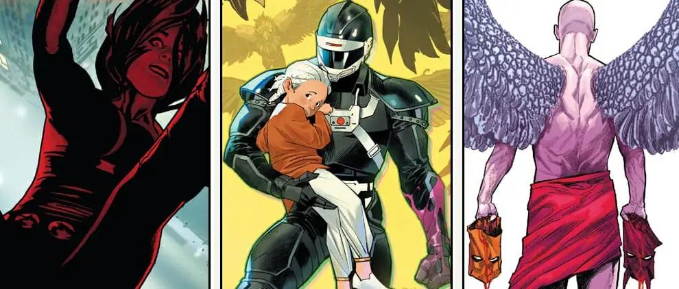 Monday Morning Comic Book Reviews: Week Of 6/30/21