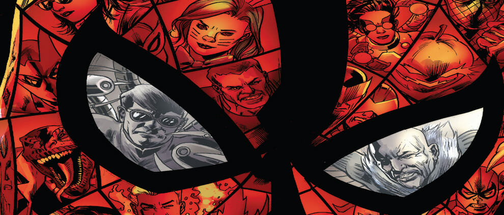 Sinister War #1 Review