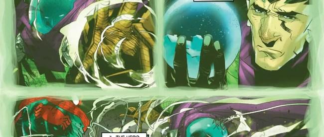 Amazing Spider-Man #71 Sinister War
