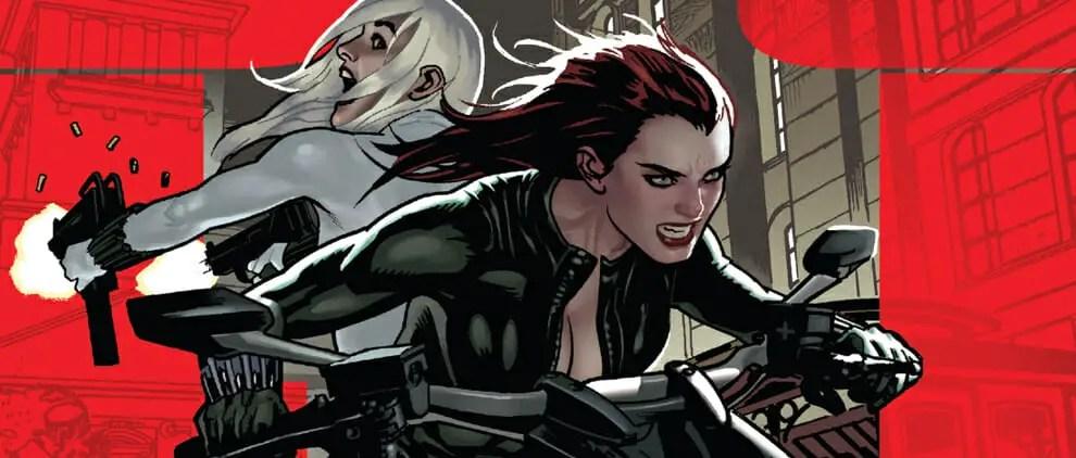 Black Widow #9 Review