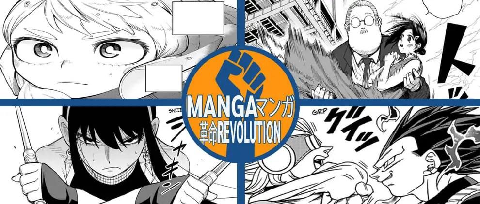 Manga Revolution Podcast Ep. 9: August 2021 Manga Releases