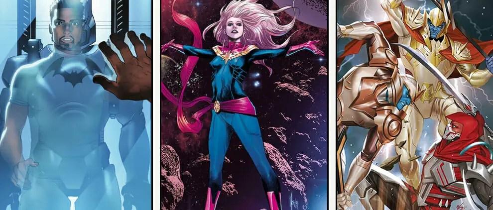 Monday Morning Comic Book Reviews: Week Of 8/11/21