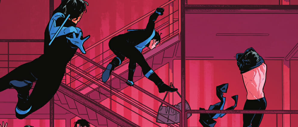 Nightwing #83 Review