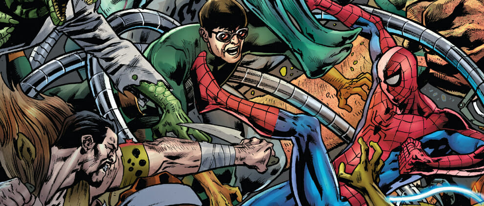Sinister War #2 Review