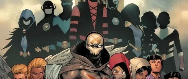 Teen Titans Academy #9 Cover