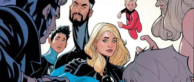 Fantastic Four #39 Cover