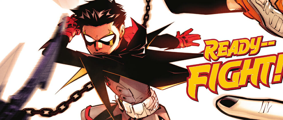 Robin #6 Review