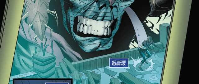 Sinister War #4 Review
