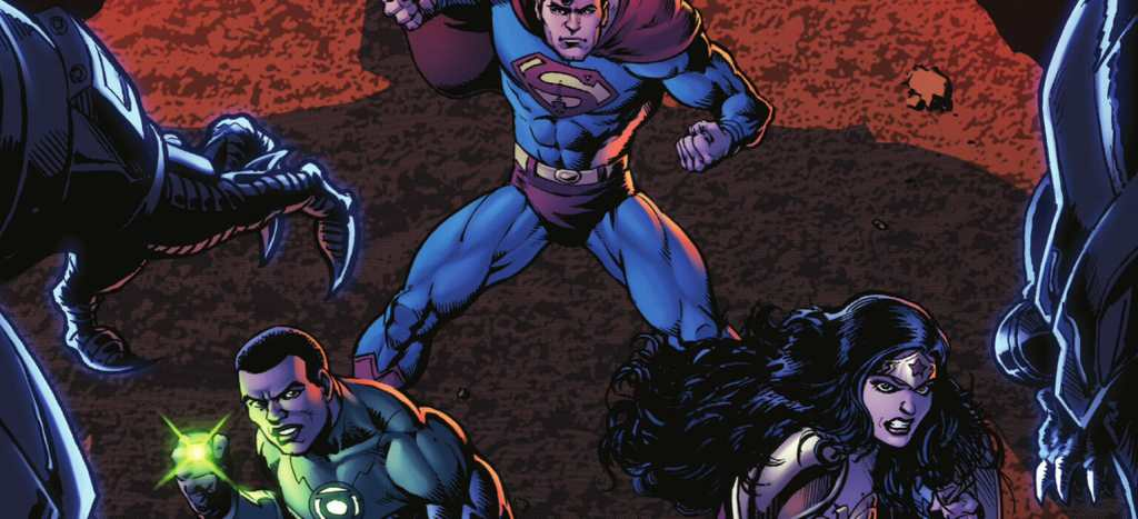 Justice League Last Ride 6 Banner
