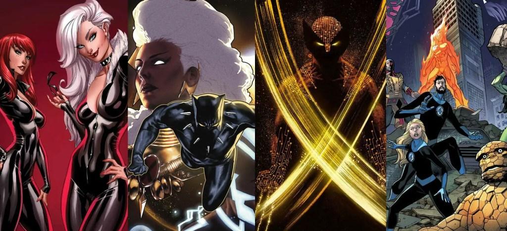 Marvel Comics January 2022 Solicitation Analysis