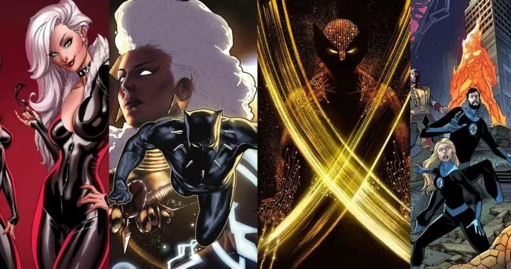 Marvel January 2022