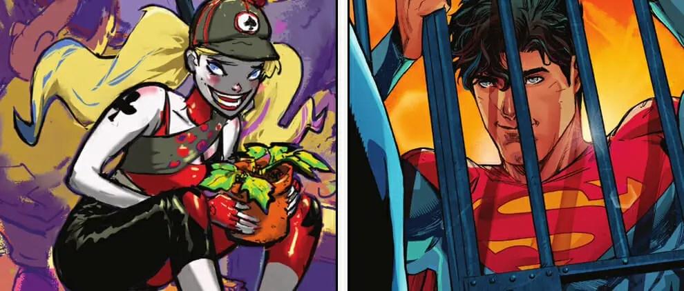 MMCBR: Harley Quinn #7 & Superman: Son Of Kal-El #3