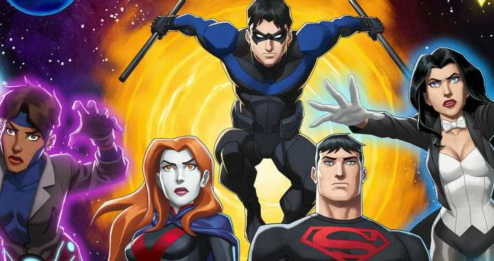 Comic Book Revolution Podcast Episode 84 – Young Justice: Phantoms Review