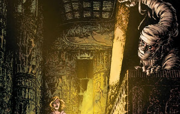 Necrotic Digital Cover #1 by Pat Quinn and Nolan Woodard