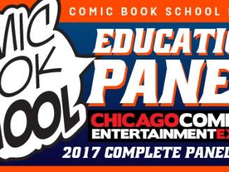 C2E2 2017 Panels Header