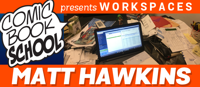 Workspace by Matt Hawkins