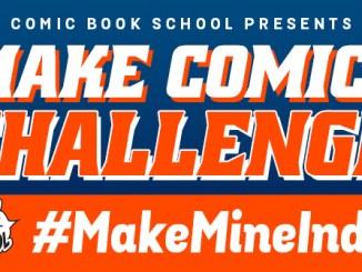 Make Comics challenge header image