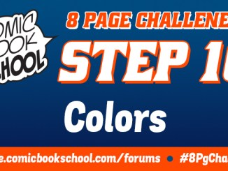 Header image for Step 10 Colors